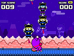 Game Donut Ninja