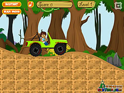 Diego 4x4 Offroad game