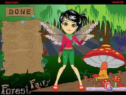 Game Mushroom Fairy