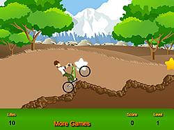 Ben 10  Bicycle