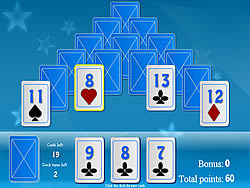 Solitaire Matcher game
