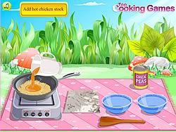 שחקו במשחק בחינם Couscous Cooking