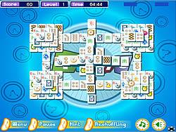 Time Mahjong game
