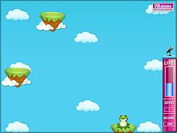 Frog Jump To Prince oyunu