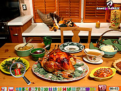 Game Turkey Food HN