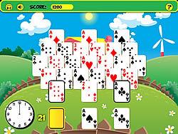 無料ゲームのFrantic Farm Solitaireをプレイ