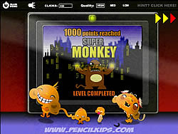 jeu Monkey GO Happy 4