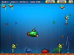 Game Green Submarine