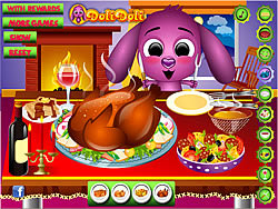 Game Toto Cooks A Turkey