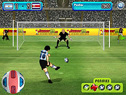 Copa America Argentina 2011 παιχνίδι