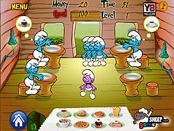 Permainan Smurf Dinner