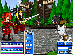 Game Epic Battle Fantasy 2