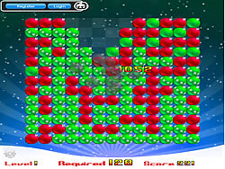Cube Crush Christmas Edition game