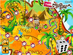Smart Race Game Africa Quiz game