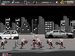 Juega al juego gratis Stick Out Assault