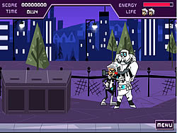 Danny Phantom: Freak For All game