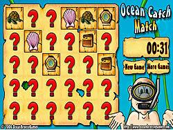 無料ゲームのOcean Catch Matchをプレイ