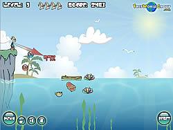 無料ゲームのSea Diverをプレイ