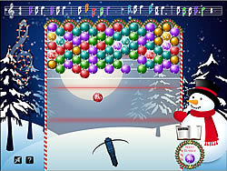 Christmas BubbleJam