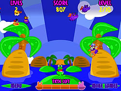 Fat Frog Frenzy game