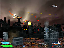 Steel Wasp Fighter game