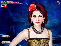 Game Vampire Girl Kristen Stewart