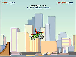 Permainan Bike Stunts