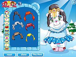 Game Polar Bear Princess