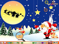 Game Santa Claus HN