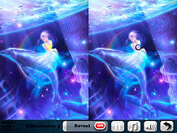 Juego Aquatic 5 Differences
