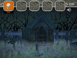 Game Mystery of the Old Cemetery Escape