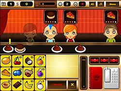 Game Cake Bar