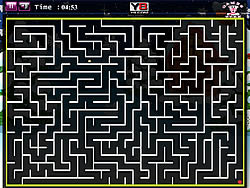 Gioca gratuitamente a Christmas Maze