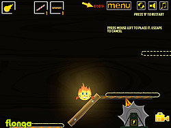 Burning Story game