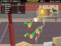 Game Chicken Jockey 2