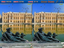 Juego Paris Differences
