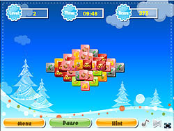 Kids Mahjong game