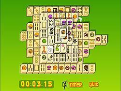 Shanghai Mahjong game