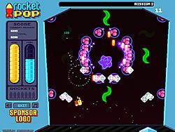 Jogar jogo grátis Rocket Pop
