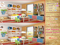 Room Spot Difference