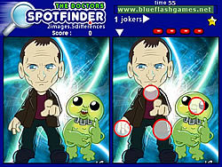 Spotfinder - The Doctors oyunu