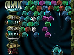 Game Cosmic Rocks
