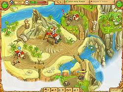 Juega al juego gratis Island Tribe 2