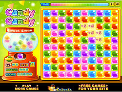 Game Candy Candy Puzzle
