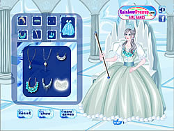 Game Ice Queen