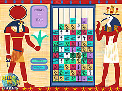 Egyptian Gods game