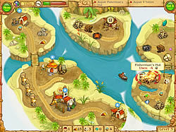 Game Island Tribe 3
