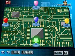 Circuit Bulbs game
