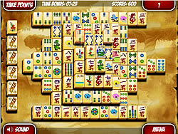 Jouer au jeu gratuit Mahjong Of The 3 Kingdoms