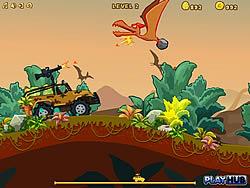 Dinosaur Truck لعبة